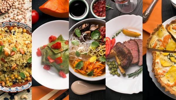 เรียนทำอาหารนานาชาติ